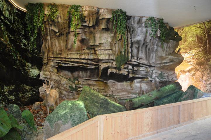 Il fiume Turcano - Lato destro