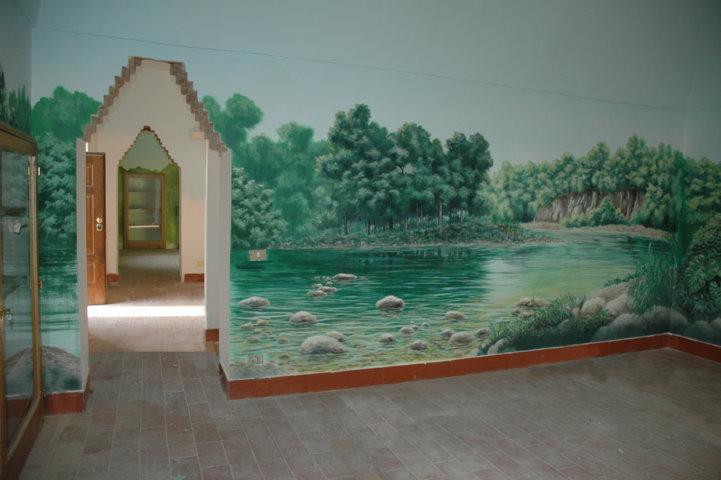 Bosco di Don Venanzio - Sala didattica