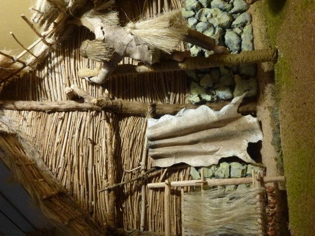 Geologia e Preistoria - Casa dell'età del Bronzo