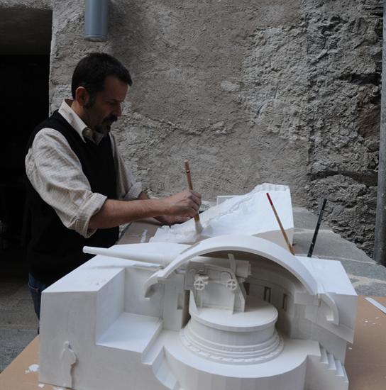 Finzioni Exhibits - Pierre David Cavallari