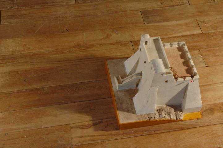 modello architettura antica