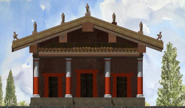 Tempio etrusco