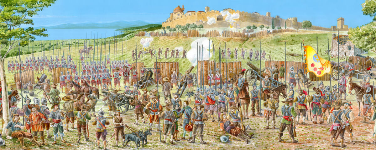 assedio di Castiglione del Lago del 1643