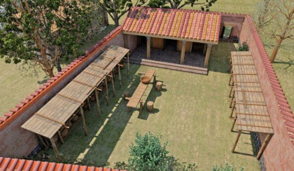 casa del vasaio etrusco