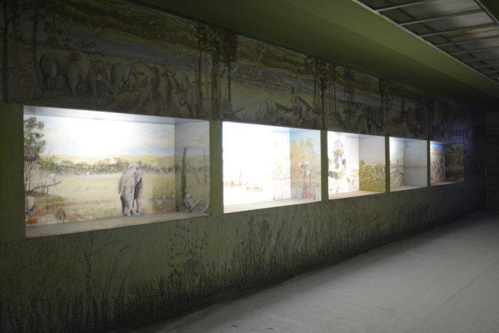 Museo Acquario del lago Trasimeno - Cinque passi nella storia