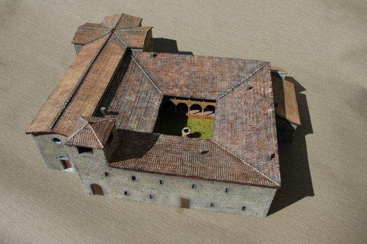 Battaglia di Campaldino - convento Certomondo