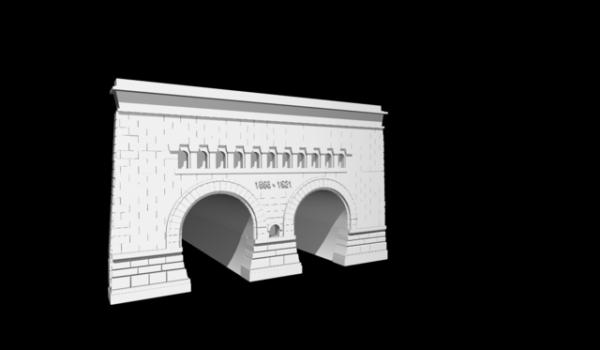 sempione modello 3d per stampa tridimensionale