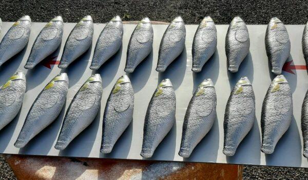 Cefali in progress - Modelli Finzioni Exhibits